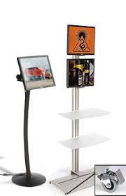 LED Racks TV Floor Stands