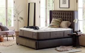 Sears Queen Bed Frame by Stearns U0026 Foster Hustonville Luxury Plush Queen Mattress