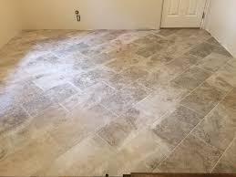 Regrouting Floor Tiles Youtube by Tile Floors Cement Backer Board For Floor Tile Bench For Island
