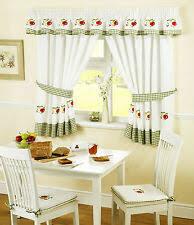 gardinen vorhänge im landhaus stil für die küche günstig