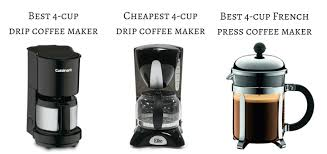 Which Is The Best 4 Cup Coffee Maker Read Our Reviews