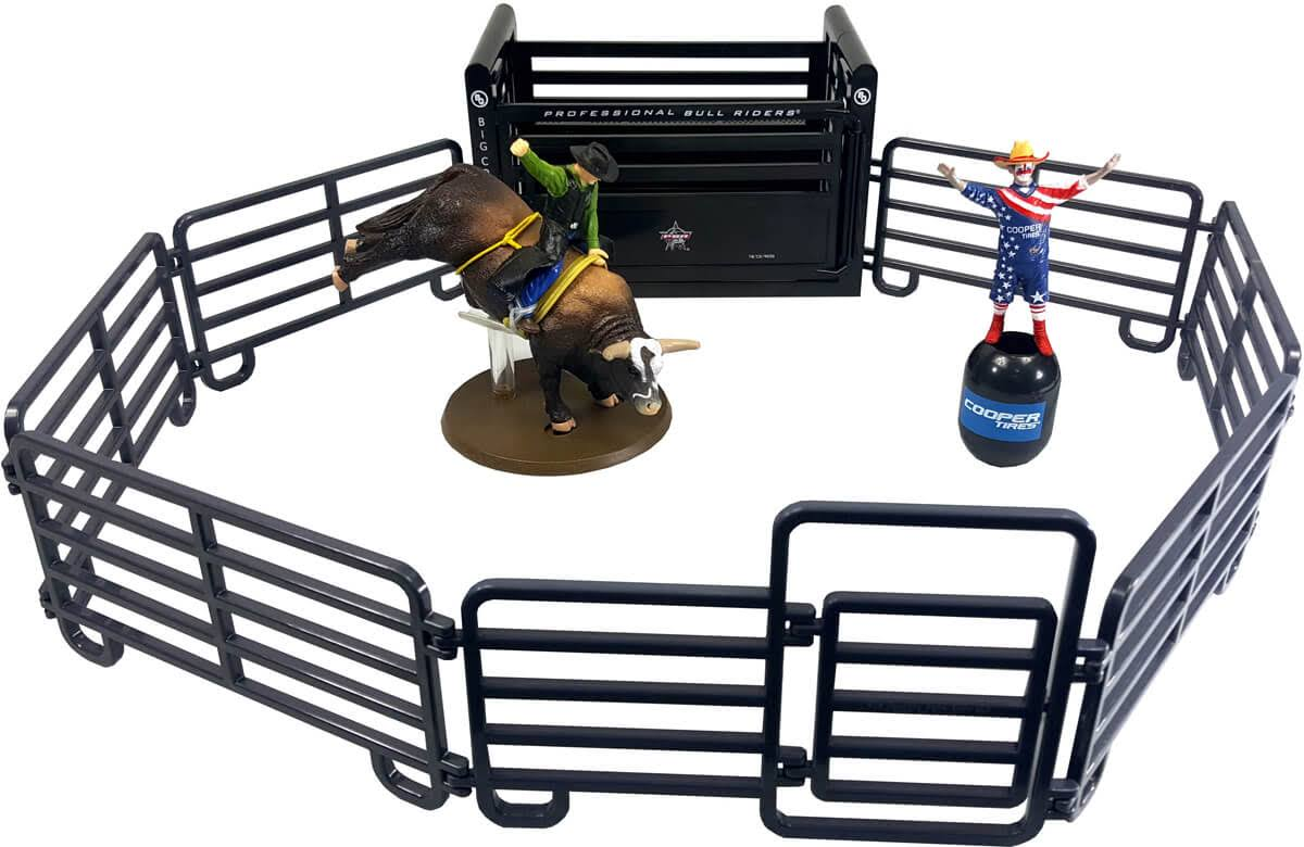Big Country Farm Toys Rodeo Play Set
