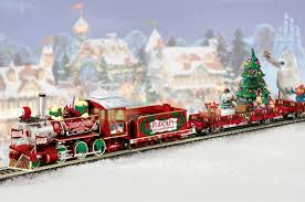 Christmas Rudolph The Red Nosed Reindeer Train Set