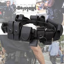 11 pcs tactical law enforcement duty belt u2013 troy gear