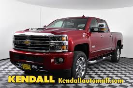 New 2019 Chevrolet Silverado 2500HD High Country 4WD In Nampa ...