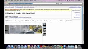 100 Craigslist Santa Maria Cars And Trucks By Owner CA Used SUVs And Online YouTube