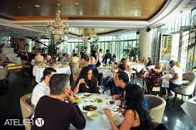 100 Atelier M Restaurant