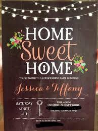 Our Housewarming Invitations DecorationsHousewarming