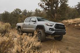 2017 Toyota Tacoma TRD Pro New 2018 Toyota Tacoma Trd Sport Double Cab In Elmhurst Offroad Review Gear Patrol Off Road What You Need To Know Dublin 8089 Preowned Sport 35l V6 4x4 Truck An Apocalypseproof Pickup 5 Bed Ford F150 Svt Raptor Vs Tundra Pro Carstory Blog The 2017 Is Bro We All Need Unveils Signaling Fresh For 2015 Reader