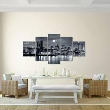 new york city bild 200x100 cm fotografie auf vlies leinwandbild dekoration wandbilder modern kunstdruck mehrteilig 606751a