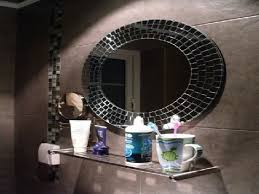 Frameless Bathroom Mirrors India by Beautiful Idea Decorative Mirrors For Bathroom Home Design Ideas