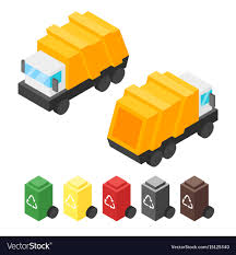 Isometric Garbage Truck Royalty Free Vector Image Green Kids Garbage Waste Rubbish Truck Toy Recycle Vehicle Trash Can Light Sound Friction Young Minds Toys The Top 15 Coolest For Sale In 2017 And Which Is Amazoncom Wvol Powered With Lights Cheap Pack Find Deals On Line At Kawo Original Children Sanitation Trucks Car Model Other Radio Control Bruder Scania Rseries Orange Garbage Truck Toy 143 Scale Metal Diecast Recycling Clean 11 Cool For Colored Bins And Stock Photo Image Of Pump Action Air Series Brands Products