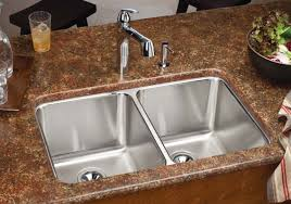Elkay Granite Sinks Elgu3322 by Faucet Com Lkgt1041nk In Brushed Nickel By Elkay