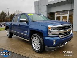 100 Cheap Chevy Trucks For Sale By Owner Certified PreOwned 2018 Chevrolet Silverado 1500 High Country 4D