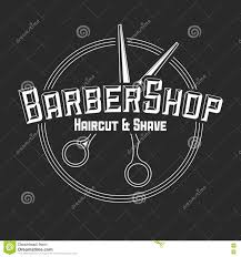 Barber Shop Hair Design Ideas by Hair Salon Vector Labels In Vintage Style Hair Cut Beauty And