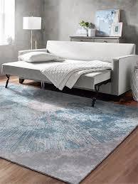 acryl teppich ist geeignet für wohnzimmer verdickung weichen teppich schlafzimmer weiß grau sky blue moderne nordic minimalistischen stil teppich