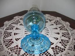 Antique Kerosene Lanterns Value by Antique Vintage Kerosene Light Blue Translusent Colored Glass Oil