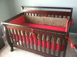 Dallas Cowboys Crib Bedding Set by Cheetah Crib Bedding Set Home Inspirations Design