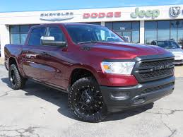 100 Crew Cab Trucks For Sale New 2019 RAM AllNew 1500 Tradesman 4D For N559378