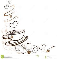 Coffee Clipart Frame 66111