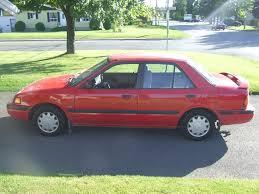 1994 Mazda Protege Photos, Informations, Articles - BestCarMag.com