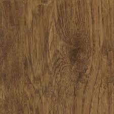 Trafficmaster Glueless Laminate Flooring Alameda Hickory by Trafficmaster Handscraped Allentown Hickory 7 Mm Thick X 7 2 3 In