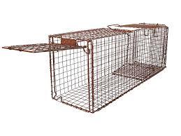 live cat trap light duty animal trap 30ltd tru catch traps