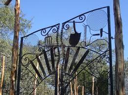 43 best Garden Gates images on Pinterest
