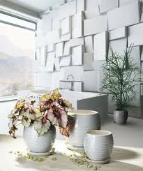 runde deko blumentöpfe aus keramik fürs wohnzimmer günstig