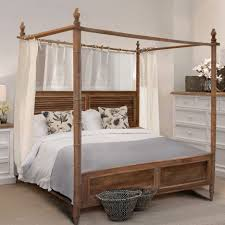 Queen Canopy Bed Curtains by Bed Frames King Bedroom Sets Full Size Wood Canopy Bed Full Size
