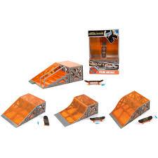 Tony Hawk Tech Deck Half Pipe by Tony Hawk Circuit Boards By Hexbug Ramp Set Graphics May Vary
