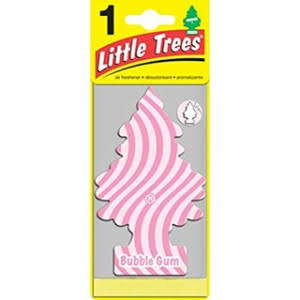 Little Trees 3 Pk. Air Freshener - Bubble Gum