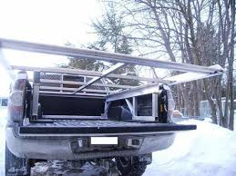 atv decks single quad deck with toolbox access yamaha grizzly atv