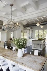 white rustic dining table foter