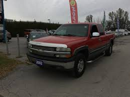 Used 2002 Chevrolet Silverado 1500 LT Ext. Cab Long Bed 4WD For Sale ...