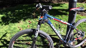 Cannondale F29 Cannondale Lefty Review
