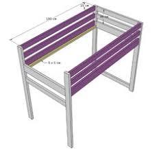 bunk bed ladder plan organization pinterest bunk bed ladder