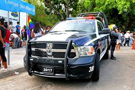 Acapulco, Mexico - May 28, 2017: Police Pickup Truck Dodge Ram ... Buy Dodge Ram American Cars Trucks Agt Your Official Importer Cancun Mexico May 16 2017 Black Pickup Truck N Filedodge 1500 Dbjpg Wikimedia Commons 2015 Rt Hemi Test Review Car And Driver Announces Pricing For The 2019 Pick Up Truck Roadshow Hicsumption Rebel Limited Edition Used Nicaragua 2004 Ram Slt 2005 Daytona Top Speed Dodge Ram Muscle Car American Comes Standard With Hybrid Technology Gearjunkie Costa Rica 2008