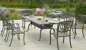 Cast Aluminum Outdoor Sets by Aluminum Patio Furniture As An Advice For Patio Plan Home