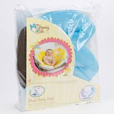 Sunflower Bath Gift Set by Blooming Bath Plush Baby Bath Turquoise Babies