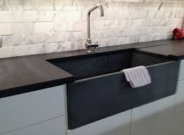 Bathroom Countertop Materials Pros And Cons by Remodeling 101 Soapstone Countertops Remodelista