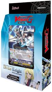 Trial Deck 9 by G Trial Deck 11 Divine Knight Of Heavenly Decree Cardfight