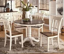kitchen decorative rustic white kitchen table small round tables