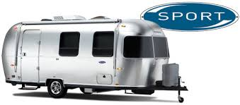 Airstream Sport Travel Trailer