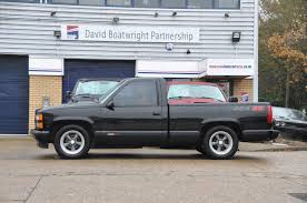 Chevrolet C1500 454SS For Sale UK