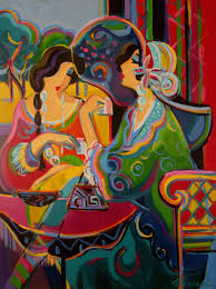 135 Best International Art Images On Pinterest Paintings Indian Abstract