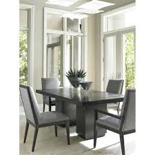 Ortanique Dining Room Furniture by Interior Pedestal Dining Table Faedaworks Com