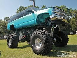 Chevy S10 Mud Trucks