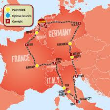 Paris Rome Berlin Europe Coach Tour Expat Explore