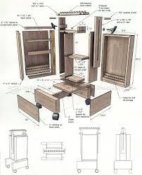 Floor Mount Drill Press by Mobile Drill Press Stand Plans U2022 Woodarchivist